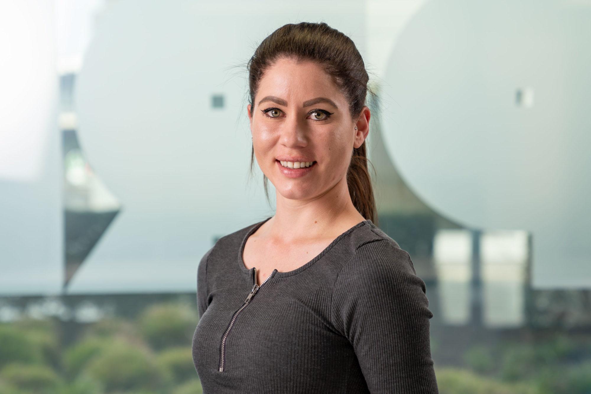 Corina Capaul, Produktionsmitarbeiterin