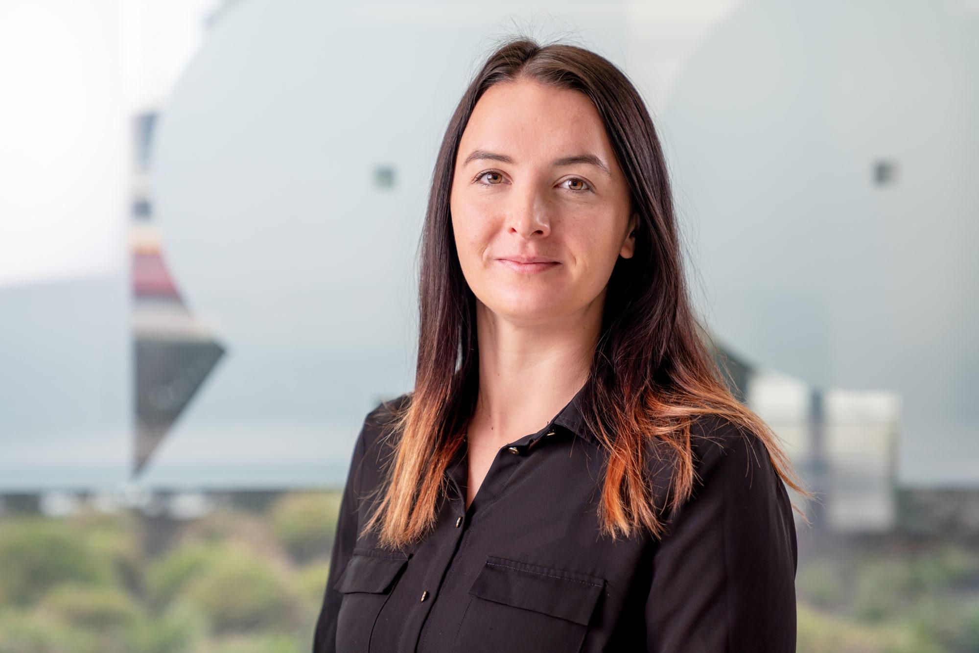 Tina Heinz, Drucktechnologin