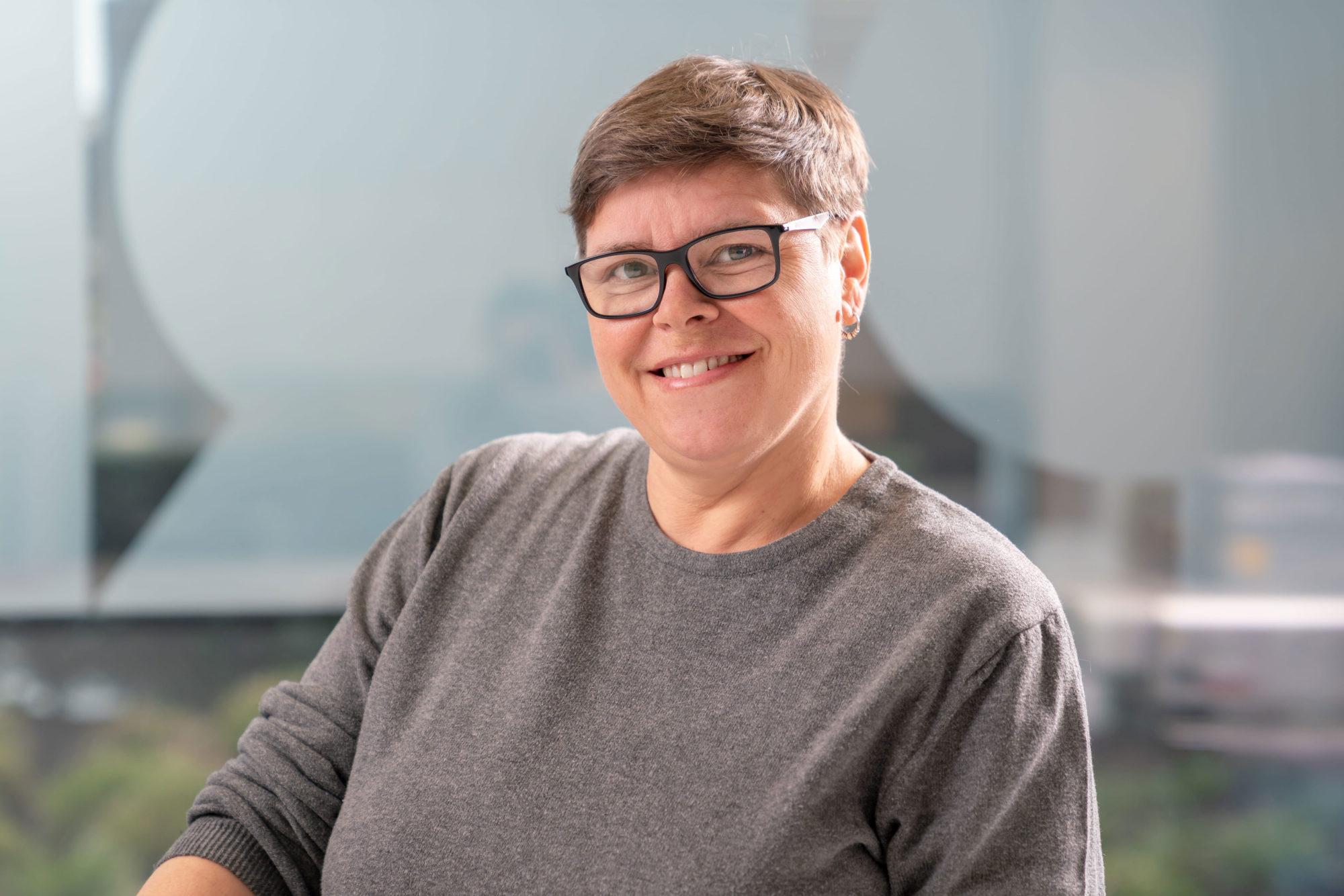 Helen Mazzoleni, Drucktechnologin