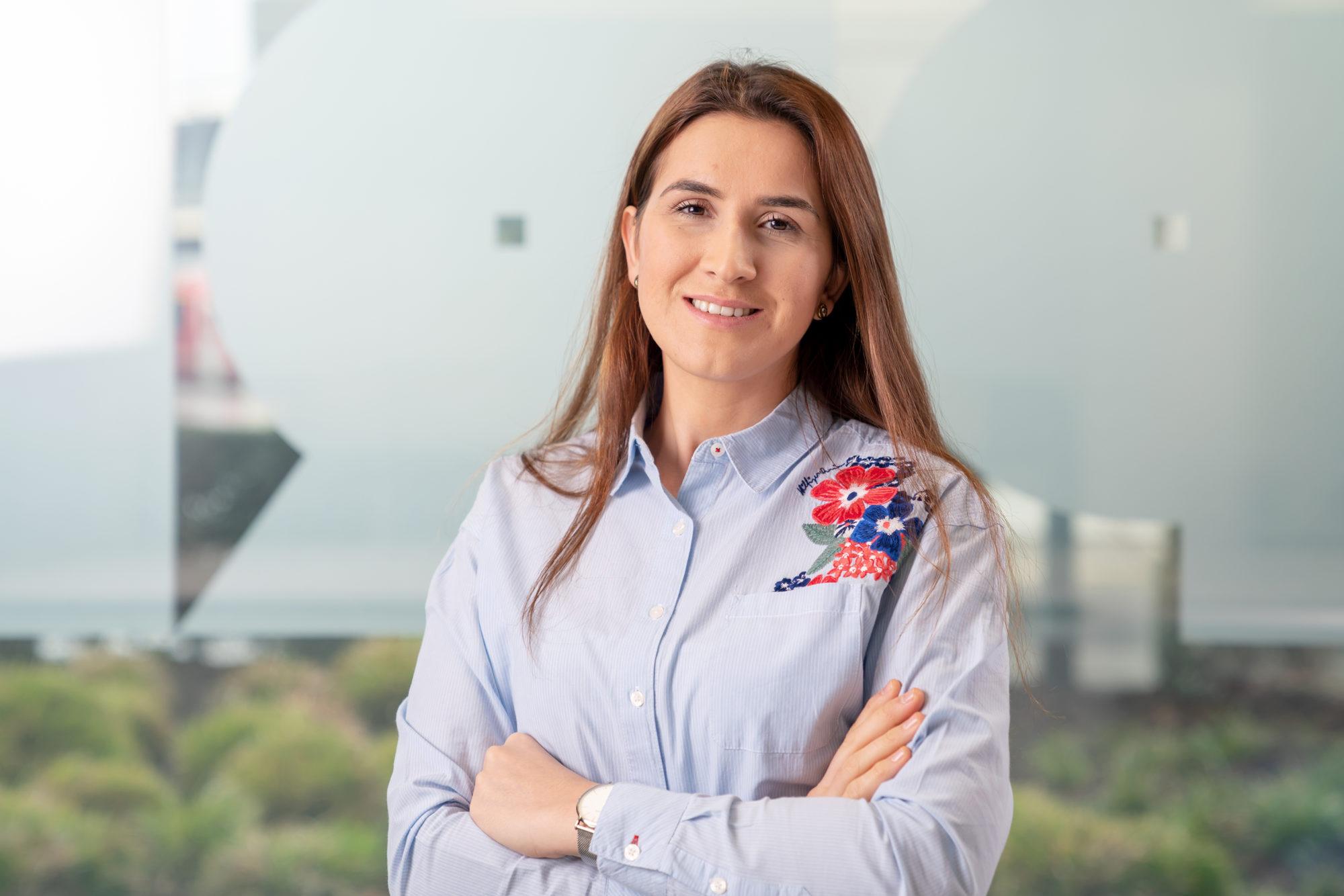 Velerda Bauta, Betriebsleiterin